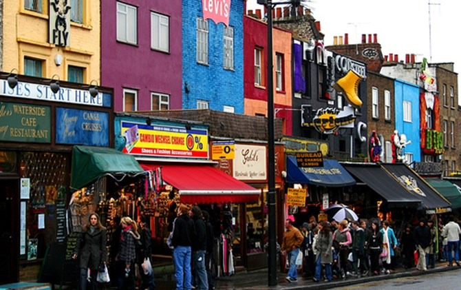 But That S Camden Town Quirky A Little Bit Eccentric And Perhaps More Typically British Than Ben